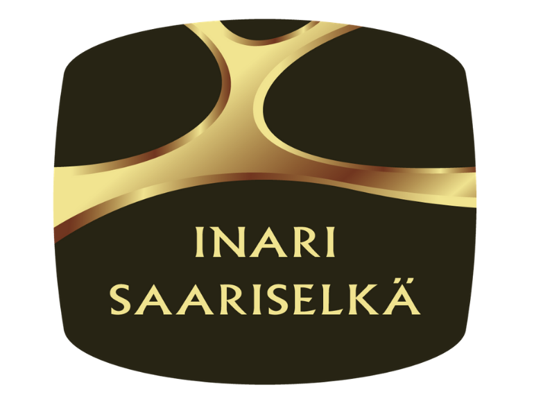 Inari-Saariselkä region logo.